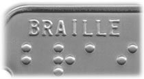 Braille Characters
